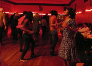 More zydeco dancers at Eagles Hall